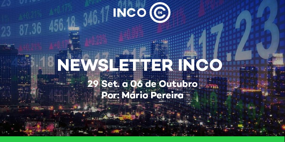 Newsletter 07 de Outubro