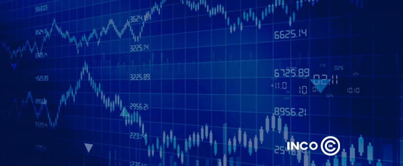 tendência de investimentos